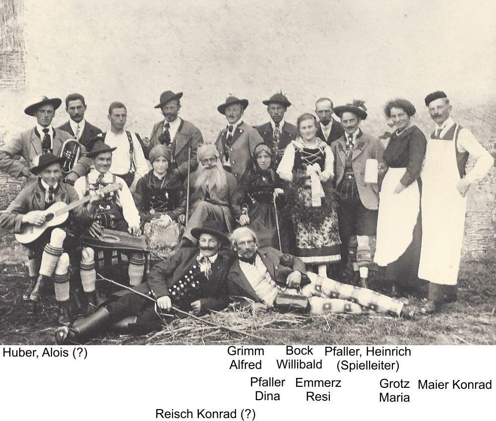 1922: Jägerblut - Spielleitung Heinrich Pfaller