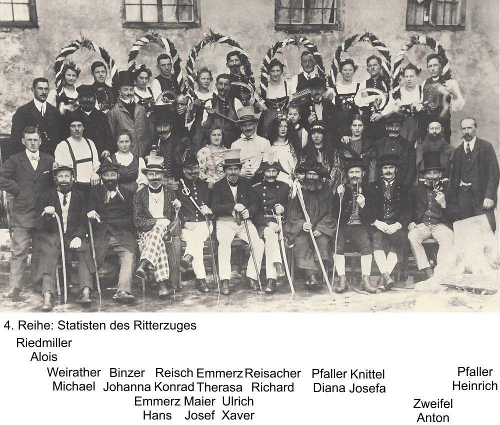 1923: Im Hungerjahr - Spielleitung Heinrich Pfaller