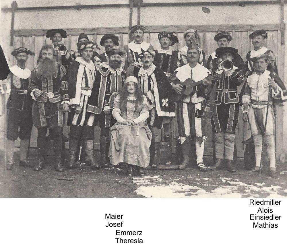 1927: Die Ritter von Erolzheim und Eisenburg