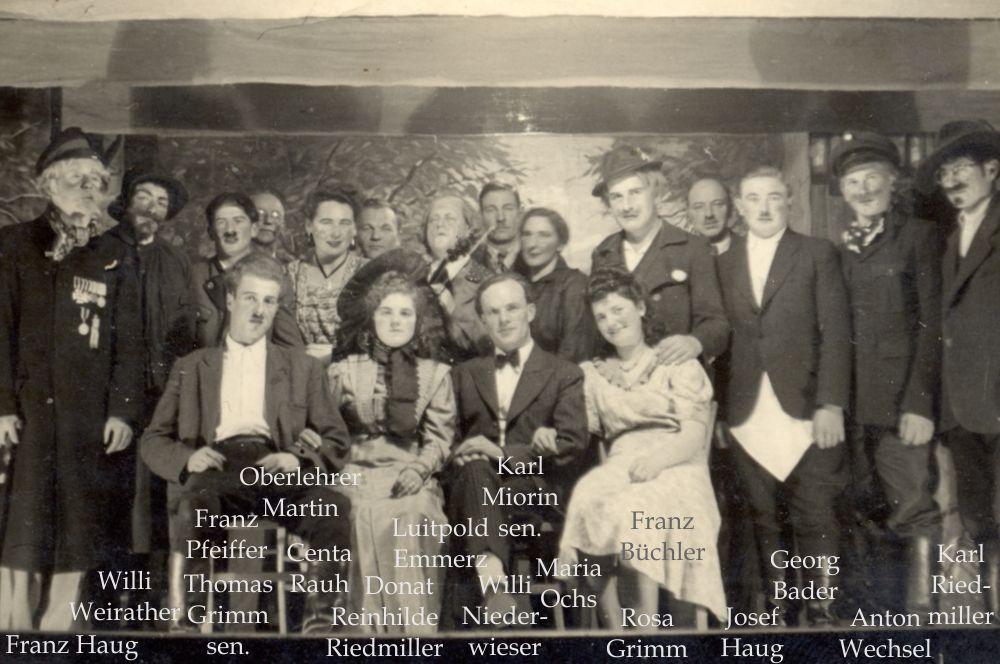 1948 – Die Lieder des Musikanten