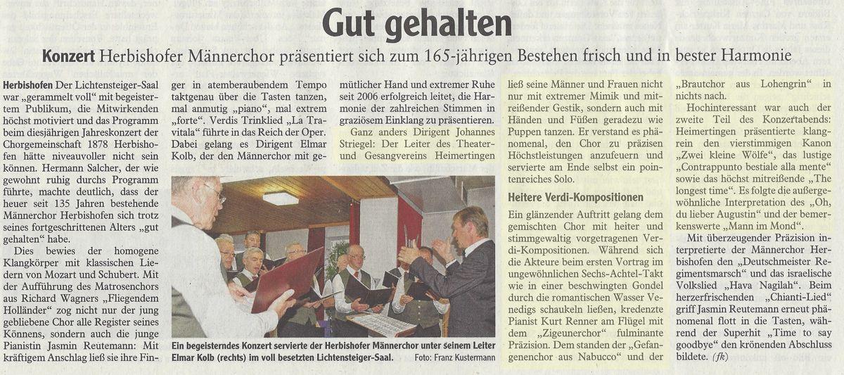 Memminger Zeitung vom 22.06.2013