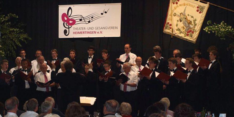 Männerstimmen Gemischter Chor und St.-Martins-Chorknaben Biberach