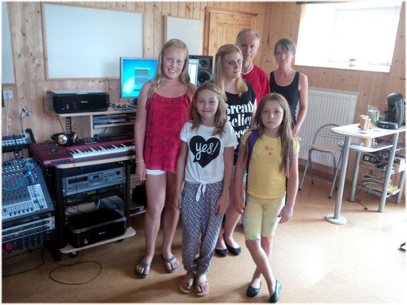 Das Tonstudio Unterallgäu in Böhen