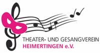 Theater- und Gesangverein Heimertingen e.V. Logo