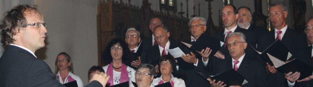 Kirchliche Musik vom Alleluja bis zum Transeamus