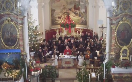 Am 2. Weihnachtstag singen wir die Pastoralmesse in G von Karl Kempter