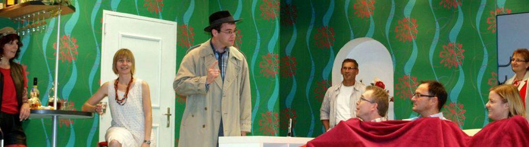 Unsere Theateraufführungen: Da gibt es immer etwas zu lachen!