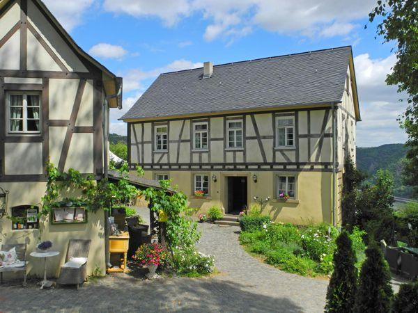 Günderodehaus Oberwesel