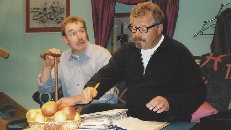 2003 - Alles wegam liaba Geld